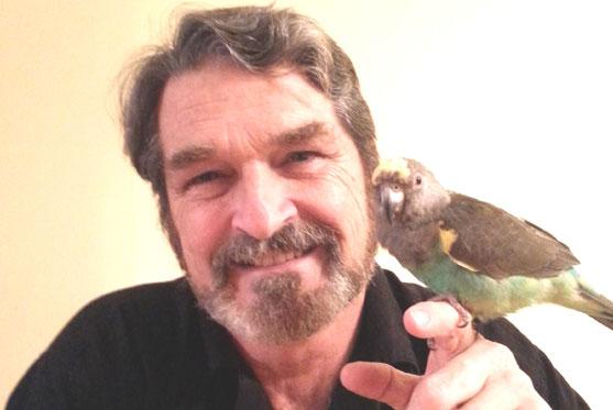 Mark Kirkwood est TSA et fait partie de l'équipe à la Clinique vétérinaire des petits animaux de l'Estrie